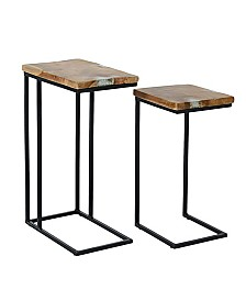 East At Main's Porcia Accent Tables Set of 2