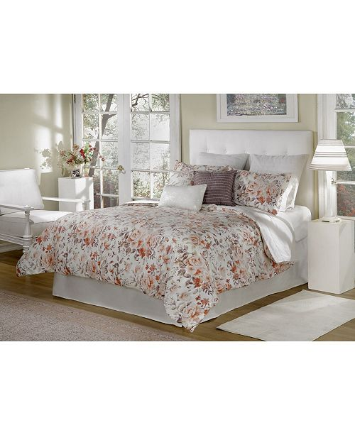 Spectrum Home Antionette Comforter Set - King