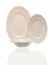 Red Vanilla Tuscan Villa 18-piece Dinner Set