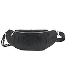 Irvington  Leather Logo Belt Bag, Created for Macy's