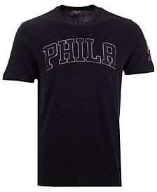 '47 Brand Men's Philadelphia 76ers Fashion Fieldhouse T-Shirt