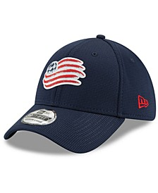 New England Revolution On Field 39THIRTY Cap
