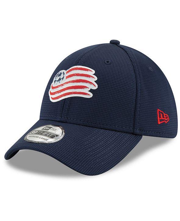 New Era New England Revolution On Field 39THIRTY Cap