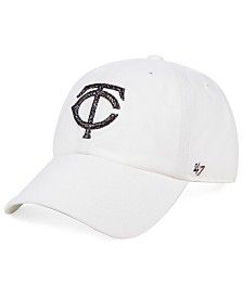 '47 Brand Minnesota Twins Galactic CLEAN UP Cap