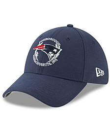 Little Boys New England Patriots Draft 39THIRTY Stretch Fitted Cap