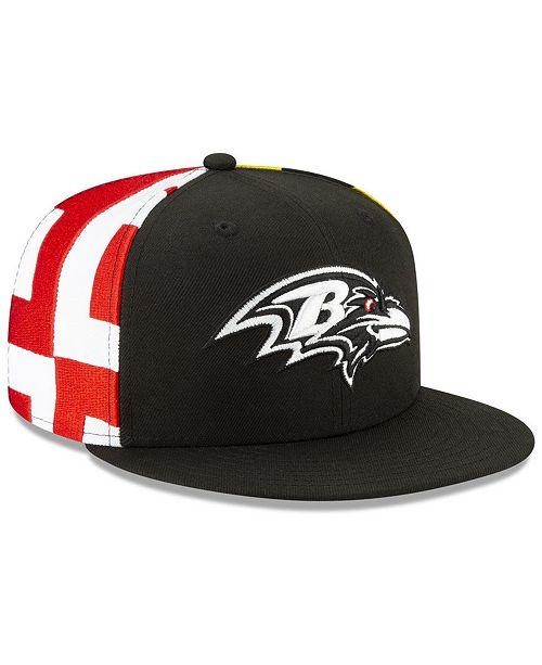 New Era Baltimore Ravens Draft Spotlight 59FIFTY-FITTED Cap