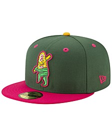 Clinton LumberKings Copa de la Diversion 59FIFTY-FITTED Cap
