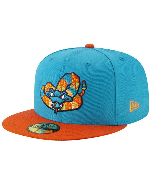 New Era Wisconsin Timber Rattlers Copa de la Diversion 59FIFTY-FITTED Cap