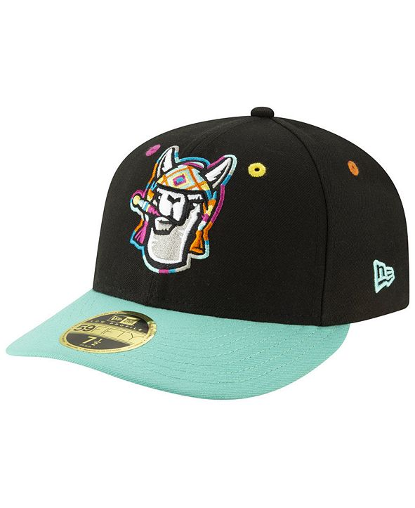 New Era Hickory Crawdads Copa de la Diversion Low Profile 59FIFTY Fitted Cap