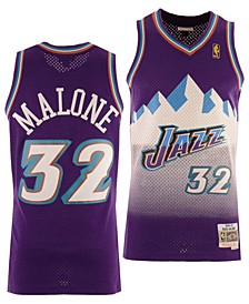 Big Boys Karl Malone Utah Jazz Hardwood Classic Swingman Jersey