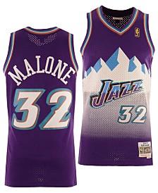 d4edff51d Mitchell   Ness Big Boys Karl Malone Utah Jazz Hardwood Classic ...