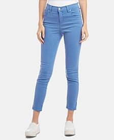 Zuma Twill Cropped Jeans