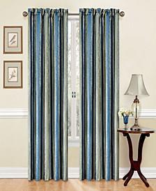 "Stripe Ensemble 52"" x 84"" Curtain Panel"