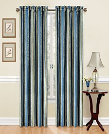 "Stripe Ensemble 52"" x 84"" Panel"