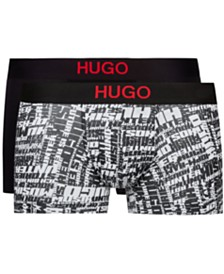 HUGO Men's 2-Pk. Trunks