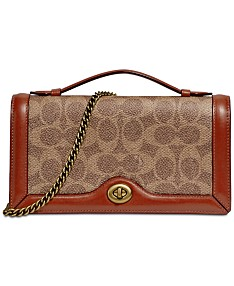 f47430cd7 COACH Messenger Bags and Crossbody Bags - Macy's