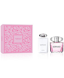 Versace 2-Pc. Bright Crystal Eau de Toilette Gift Set, Created for Macy's