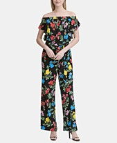 651b4d129b Jumpsuits Women's Clothing Sale & Clearance 2019 - Macy's