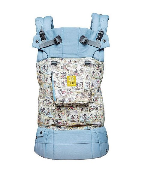 LILLEbaby Complete Original Baby Carrier, Sunday Funnies
