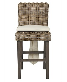 Dyer Rattan Counter Stool