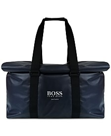 Receive a Complimentary Hugo Boss Weekender Bag with any Large Spray purchase from the Boss Bottled Fragrance Collection