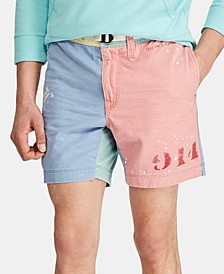 "Men's Classic Fit Polo Prepster 6"" Shorts"