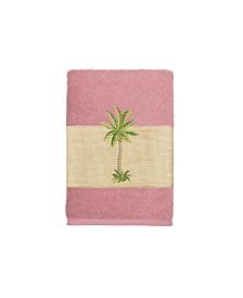 Linum Home Turkish Cotton Colton Embellished Washcloth