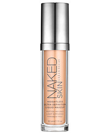Urban Decay Naked Skin Weightless Ultra Definition Liquid Makeup, 1 oz