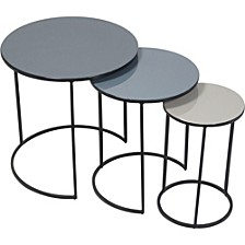 Ralteen Tables (Set of 3), Quick Ship