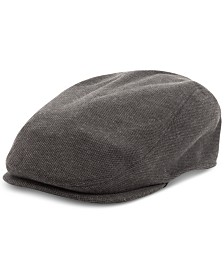 Levi's® Men's Stretch Piqué Flat-Top Ivy Hat