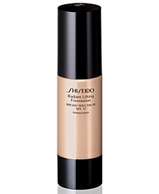 Radiant Lifting Foundation Broad Spectrum SPF 17, 1 oz