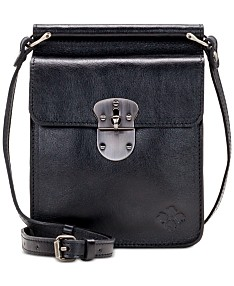 a5a10cd6d39c4 Patricia Nash Heritage Annecy Leather Crossbody