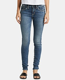 Silver Jeans Co. Avery Skinny Jeans