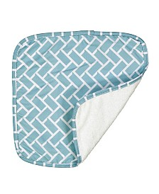 3Stories Amor Bebe Baby Unisex Set Of 4 All Over Print Baby Washcloth