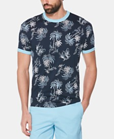 Original Penguin Men's Palm-Print T-Shirt