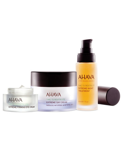 Ahava Extreme Firming Skincare Collection