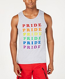 INC Unisex Rainbow Pride Graphic Tank, Benefitting the Trevor Project