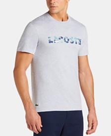 Lacoste Men's Logo Graphic T-Shirt