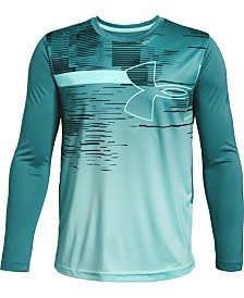 Under Armour Big Boys Sun Armour Graphic Top