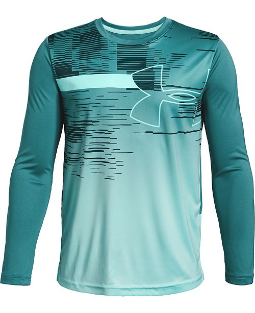 aaf87f283187 Under Armour Big Boys Sun Armour Graphic Top   Reviews - Shirts ...