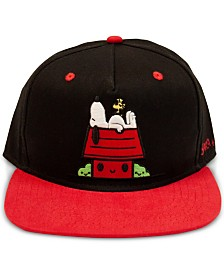 Peanuts Collection Men's Snoopy Graphic Hat