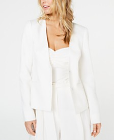 Rachel Zoe Eve Two-Button Blazer