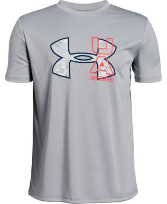 Big Boys UV Logo Graphic T-Shirt