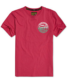 Superdry Men's Ticket Type Oversized-Fit Graphic T-Shirt