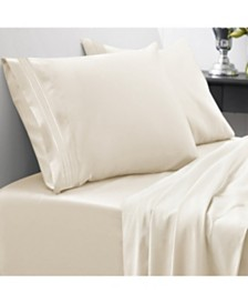 Sweet Home Collection Twin 3-Pc Sheet Set