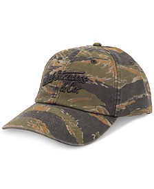 Levi's Men's Logo Camo Baseball Hat