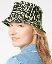 Logo-Print Bucket Hat