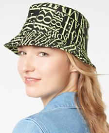 MICHAEL Michael Kors Logo-Print Bucket Hat