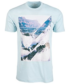 Men's Splash Slice Graphic T-Shirt, Created for Macy's