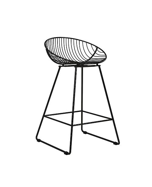 Astounding Cosmoliving Ellis Wire Counter Stool Reviews Furniture Machost Co Dining Chair Design Ideas Machostcouk
